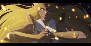 She-Ra and the Princesses of badassery by senes