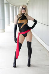 Full Body : Ms Marvel : X Men by Lossien