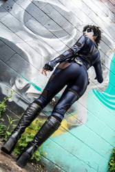 Sunday Bumday : Domino : Deadpool by Lossien
