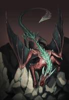 Dragon by LilicanDemon