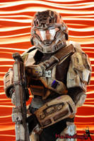 In the Face of War - Halo by fruba-kyo-lover1