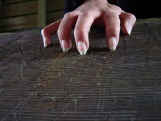 Nails 01 by Treeclimber-Stock