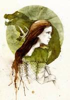 Meera Reed by elia-illustration