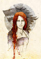 Sansa Stark 1.0 by elia-illustration
