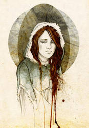 Alayne Stone by elia-illustration