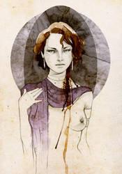 Shae by elia-illustration