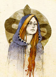 Tyene Sand by elia-illustration