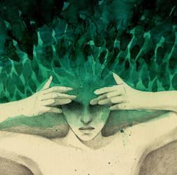Restless by elia-illustration