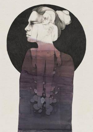 Stones by elia-illustration