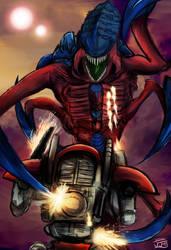 The Last Stand of Instabo V (Warhammer 40k) by JJdan