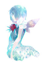 girl by lvy-sunflower