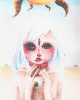 Electric Eye by Bou-wa