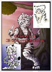 Character - Sheena by Sheena-Tiger