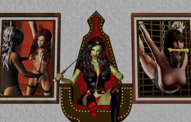 Mistress Vipra - Scene 1 by Sheena-Tiger