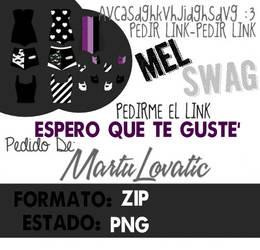 Pedido de: MARTU LOVATIC' by meLswag