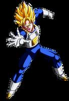 Goku ssj by maffo1989