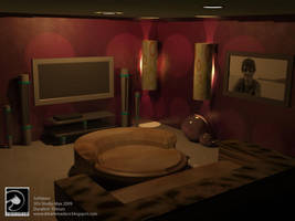 New interior 3D by kere69
