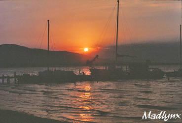 Haiti Sunset by madlynx