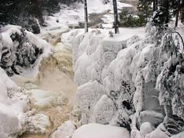 Dorwin Falls of Rawdon by madlynx