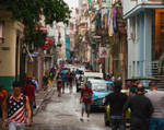 An American in Old Havana by madlynx