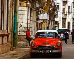 Old Havana II by madlynx