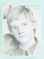 Hunter Parrish by brandonBK