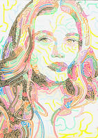 Holland Roden Maze Portrait by brandonBK