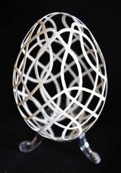 carved egg 10022013 by peregrin71