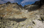 The mountain lake by peregrin71