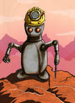 Explorer Robot colors by LaYoosh