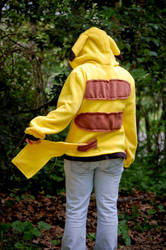 PikaHoodie MKII Back by ChompUnchained