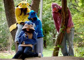 Wild Pokemons by ChompUnchained
