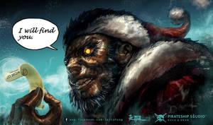 Santa by SantaFung