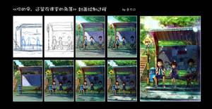 Umbrella_WIP by SantaFung