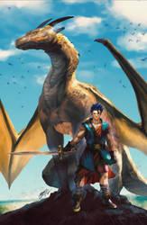 Dragon Quest VI by SantaFung