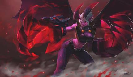 Demon VI by SantaFung