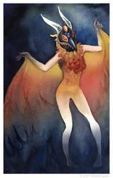 La Damnation De Faust by windfalcon