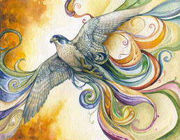 Follow my Dream by windfalcon