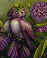 Swamp Milkweed Nectarbird by windfalcon