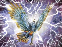 Thunderbird by windfalcon