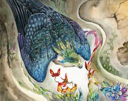 Dreamseeker by windfalcon