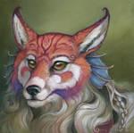 Portrait of a Zaevii by windfalcon