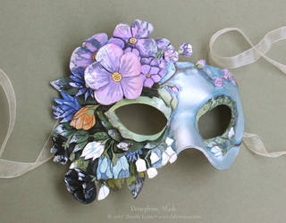 Persephone Mask by windfalcon