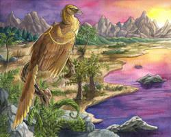 Dawn of Birds by windfalcon