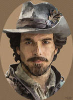 Aramis Portrait by Zuul-in-your-fridge