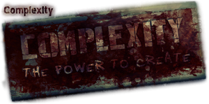 Complexity Banner - Bloody by GlidaSoul