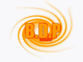 BDP Render Logo by GlidaSoul