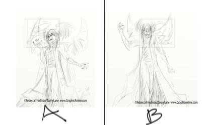 2 Sketch concepts of Luke http by Greasegirl