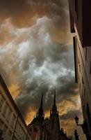 Sky over Petrov by ejrwen