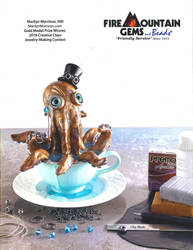 FMG Gold Medal Winner - Octopus by MarilynMorrison